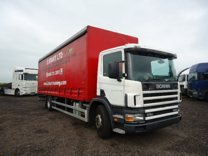 scania 94D day cab